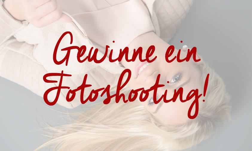 Gewinne ein Fotoshooting